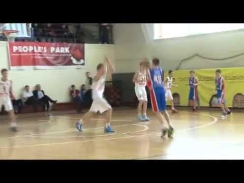 Территория спорта: Баскетбол