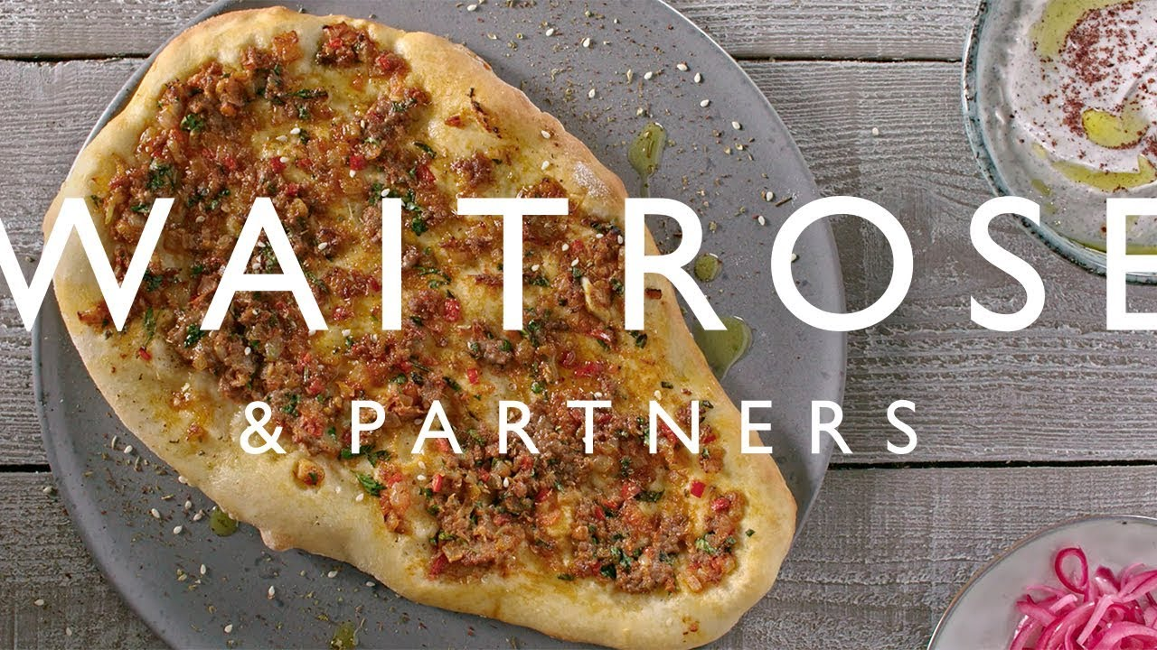 Lahmacun - Turkish Pizza | Waitrose & Partners