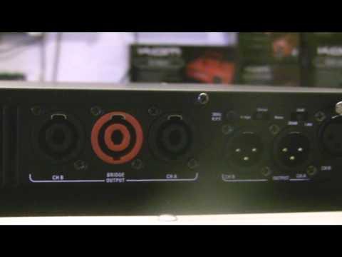 KAM KXD range of amplifiers