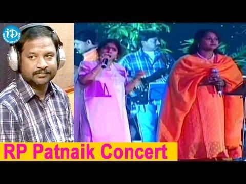 RP Patnaik, Usha - Tuneega Tuneega Song @ RP Patnaik Concert