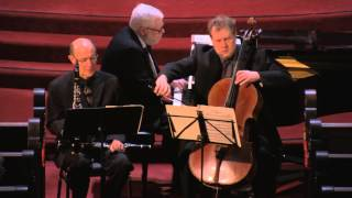 Graham Graber Rose Trio performs: Ludwig van Beethoven  Trio No.4 in B Flat Major, Op.11 Thumbnail