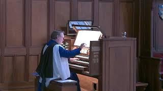 210613 Organ Postlude