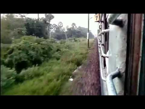 LEGENDARY SIMHAPURI EXPRESS JOURNEY COMPILATION [SC-CLX] || Part-2 : Vijayawada-Chirala