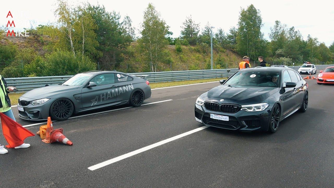 Hamann BMW M5 F90 gegen den Rest der Welt