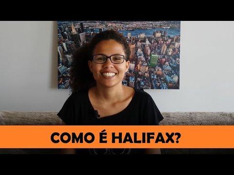 PRIMEIRAS IMPRESSÕES DE HALIFAX E DO CANADA