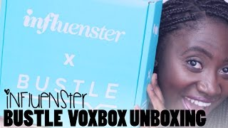 INFLUENSTER x BUSTLE FLAWLESS Unboxing - Maggie Magnoli