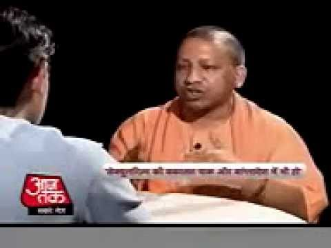 Congress responsible for communal violence in the nation Yogi Adityanath