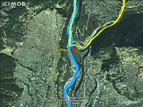 Pokhara Flood Disaster (2012.5.5): A Google Earth Tour Video
