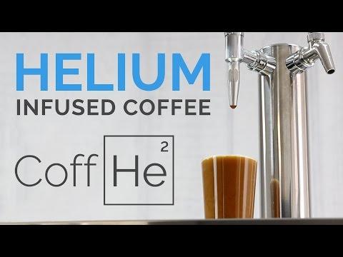 CoffHe | Helium Infused Coffee (Full Video)