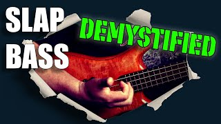 Slap Bassics by Scott Whitley Lesson 1 - Slap Bass Overview