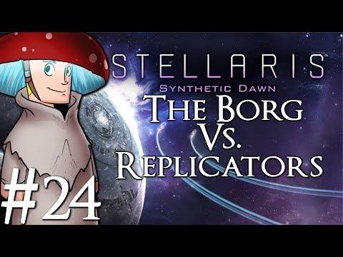 Stellaris   Multiplayer   Synthetic Dawn   Part 24