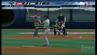 Major League Baseball 2K8 (Nintendo Wii)