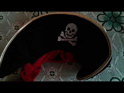 Шляпа пирата для мальчика Pirate Hat