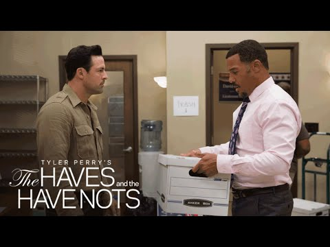 David's Feels That Erica Is Not To Be Trusted   Tyler Perry's The Haves And The Have Nots   OWN