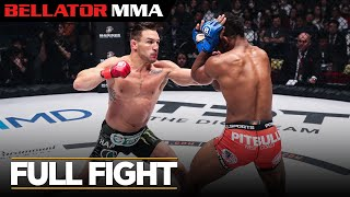 Full Fight | Michael Chandler vs. Sidney Outlaw | Bellator 237