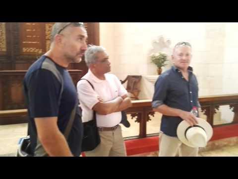 A Messianic Jew Guidance At The Christ Church Jerusalem (near Jaffa Gate)