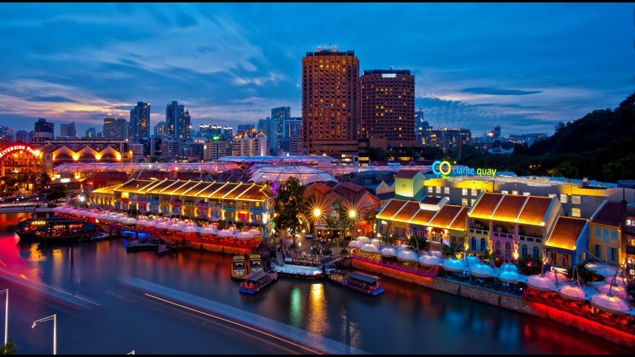 Image result for clarke quay