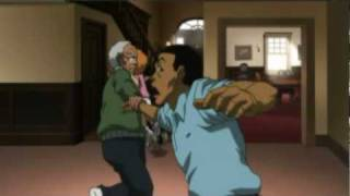 The Boondocks: The Stinkmeaner Nightmare