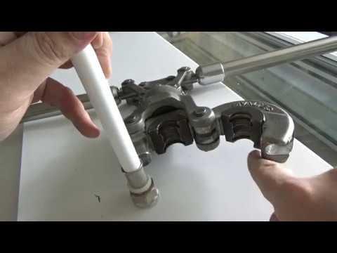 Металлопластиковые трубы.Обзор пресс-системы  VALTEC.