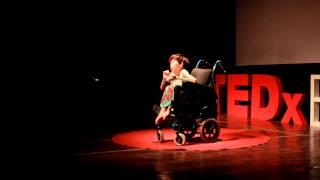 I'm a model, do you believe it | Van Nguyen | TEDxBaDinh