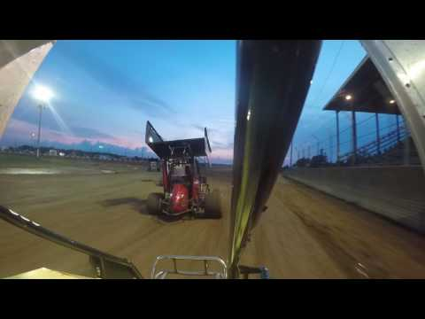 Wing Class Feature Miami County Speedway 7-23-2016