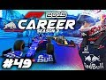 F1 2019 CAREER MODE Part 49: THE BEST MONACO RACE I'VE HAD ON THIS GAME SO FAR!