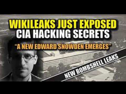 New CIA Hacking Bombshell; How people are reacting