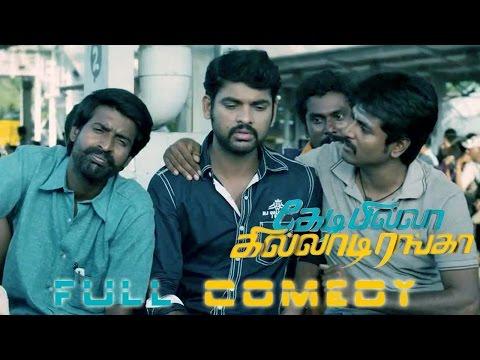 Kedi Billa Killadi Ranga - Full Comedy | Sivakarthikeyan | Bindu Madhavi | Soori | Vimal