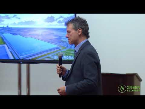 Cam Battley Aurora Cannabis New West Summit Presentation