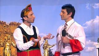 КВН Сборная Дагестана - 2015 Высшая лига Четвертая 1/8 Музыкалка