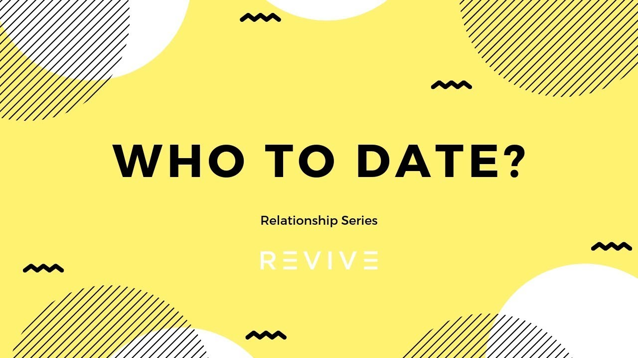Relationships, The Naked Truth Part 6: Who To Date? | Pastor Jonathan  Haileyesus