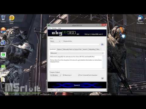 iniettare Abgx360.ini