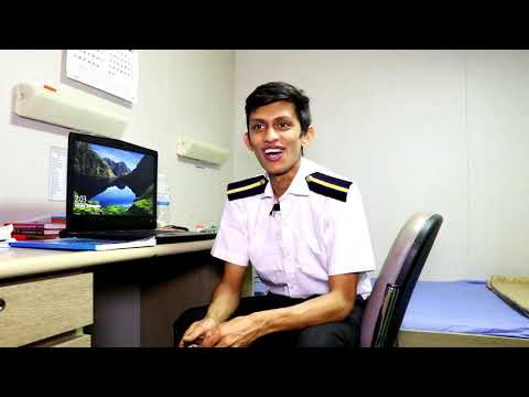 G.M.E In Ship | Job Of Junior Engineer | A Day With Junior Engineer