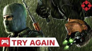 Try Again - Splinter Cell