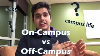 on campus living vs off campus living Where should you live in college is on-campus or off-campus best for you this list will help you find out.