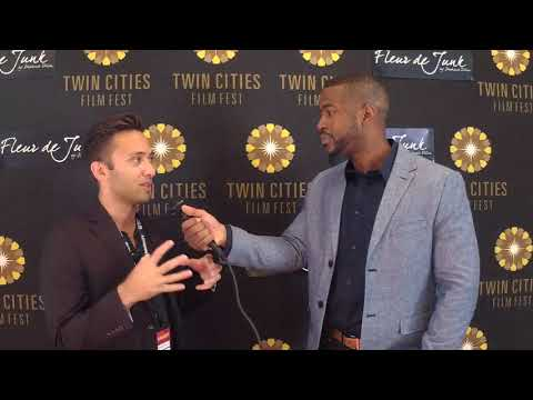2017 TCFF Red Carpet Interview: Andrew Kightlinger- Tater Tot & Patton