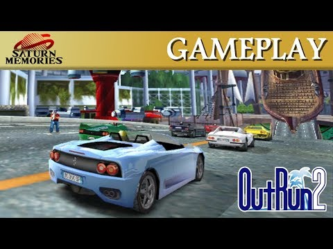 OutRun 2 [Xbox] by SEGA - Daytona USA 2 Challenge Course [HD