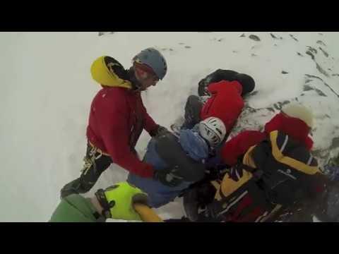 Ben Nevis Rescue