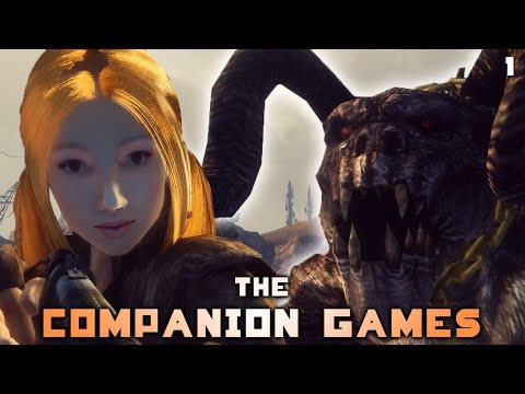 New Vegas Mods: The Companion Games! - Part 1