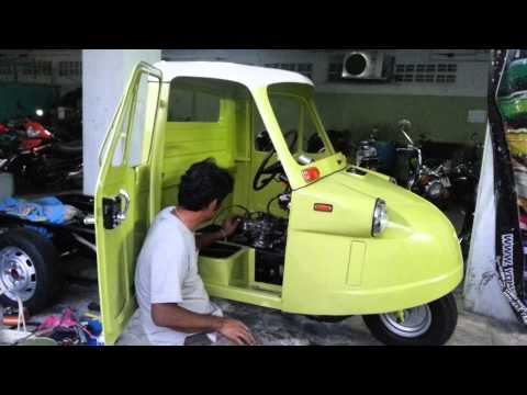 Tuktuk หน้ากบ  @tuktuklovers