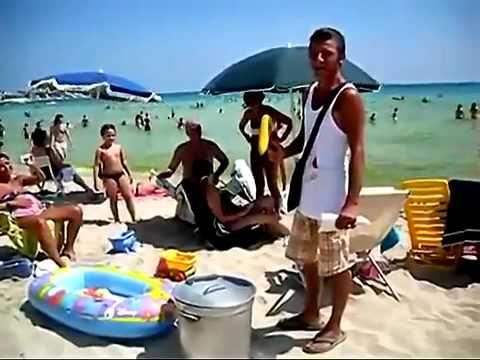 U re ri pollanche Spiaggia di mondello