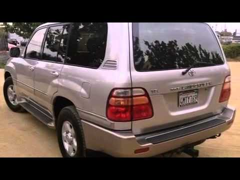 Used 2000 Toyota Land Cruiser Redwood City CA 94063