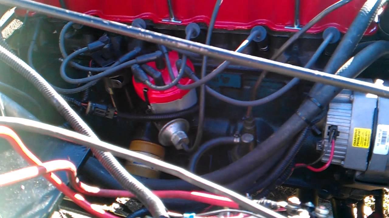 medium resolution of team rush upgrade on the 81 jeep cj7