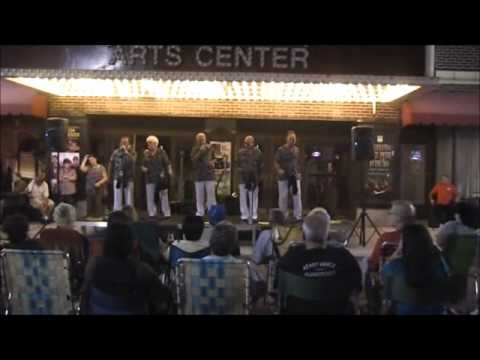 Sounds of the Street - LIVE!!! September 6, 2012. Downtown Rahway, NJ Car Show Concert. Part 2 of 4.