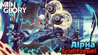 Alpha Schlitzerei ✖ Let's Play ✖ Vainglory deutsch/german