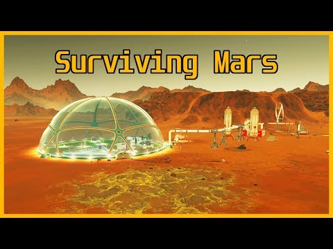 RAMPING UP PRODUCTION! - Surviving Mars #8