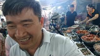 Đi du lịch Cần Giờ ghé chợ hải sản giá rẻ mà tươi ngon lắm