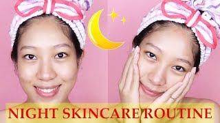 Hướng Dẫn Chăm Sóc Da Ban Đêm [Skincare, Beauty Tips][Vanmiu Beauty]