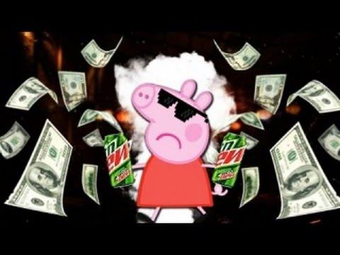 Свинка Пепа музыка. MLG+MLG