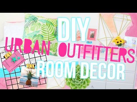 DIY Urban Outfitters Inspired Summer Room Decor! | Cheap & Easy DIY Room Decor!